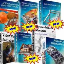 Carpinteria Melamina Yeso Aluminio Soldadura Aluminio Todo !