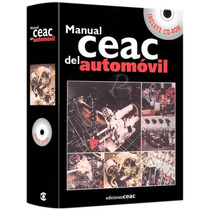 Manual Ceac Del Automóvil 1 Vol + 1 Cd Rom