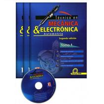 Técnico En Mecánica & Electrónica Automotriz 3 Vols Diseli