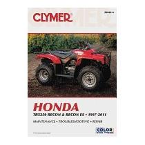 Honda Trx250 Recon And Recon Es 1997-2011 (revised), Penton