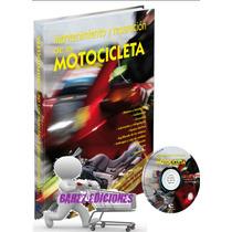 Nuevo Mantenimiento Y Reparacion De La Motocicleta 1vol+ Cd