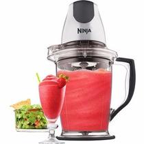 Ninja Master Licuadora Profesional De Alimentación Y Bebidas
