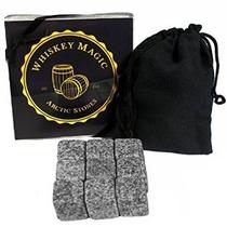 Whisky Magic - Piedras Del Ártico - 9 Piezas Deluxe Gift Set