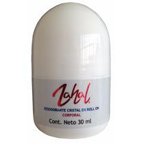 Zahal Desodoranteanti Sudoracion Cristal En Roll- On 30 Ml