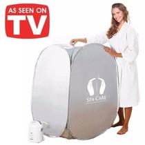Sauna Spa Care Portatil Baño Vapor Personal Impurezas M3036