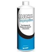 Alcohol Isopropilico Envase De 1 Lt Silimex 1 Litro Isopropi