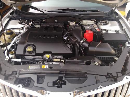 Lincoln Mkz High Gps Rin 20 Q/c 2011 Plata (atm)