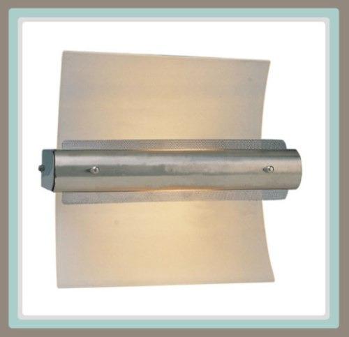 Lámparas De Pared Para Baño:Línea Para Baño – Lámpara Circular Metal – $ 65800 en MercadoLibre