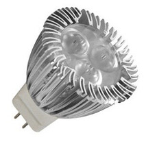 Autocaravanas Luz - Olpro Mr11 3w Blanco Cálido Led Larga D