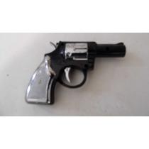 2 Pistolitas Juguete Revolver Con Las Funciones Luz Y Tokes