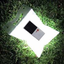 Lampara Solar Resistente Al Agua Para Camping