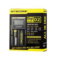 Cargador De Baterias Nitecore Modelo D2 C/accesorio P/auto