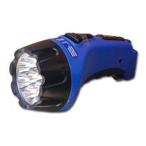 Oferta Linterna De Plastico Recargable 7 Leds Foy 144097 Hm4