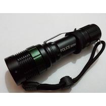 Linterna, Lámpara Táctica Led Xml-t6 900 W De 2000 Lumens