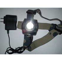 Lámpara O Linterna Para Minero Cree Xml-t6 Led High Power