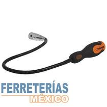 Iman Flexible De Acero Con Led, 3.0 Kg Truper 15326