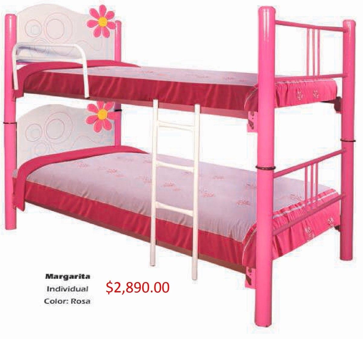 Litera modelo margarita individual 2 en - Literas precios modelos ...