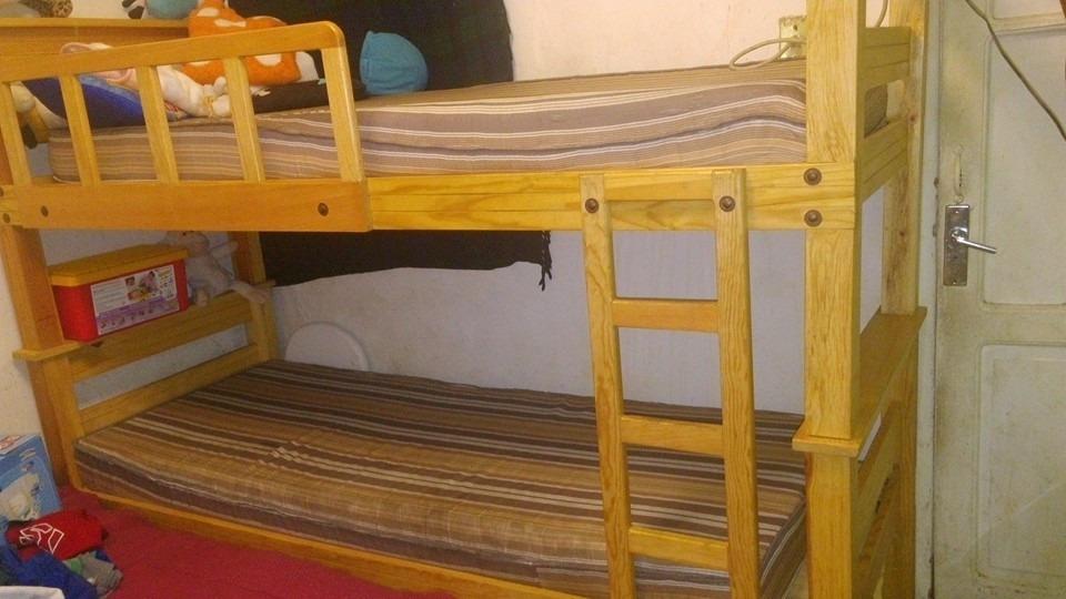 Literas de madera a precio de f brica pictures to pin on - Fabrica de literas ...