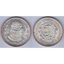 Paquete De 43 Monedas Mexicanas Incluye 4 Monedas De Plata