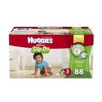 Huggies Little Movers Slip-on De Pañales Tamaño 3 88 Conde