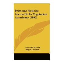 Primeras Noticias Acerca De La Vegetacion, Ateneo De Madrid