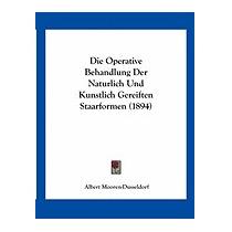 Die Operative Behandlung Der, Albert Mooren-dusseldorf