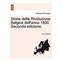 Storia Della Rivoluzione Belgica Dellanno, Carlo Gemelli