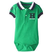 Tommy Hilfiger Bebé-niños Recién Nacidos Matt Body Piqué