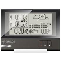 Meade Te636w Slim Line Estación Meteorológica Personal Con R