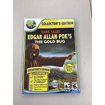 Dark Tales 4: Edgar Allan Poe Es Edición El Escarabajo De Or