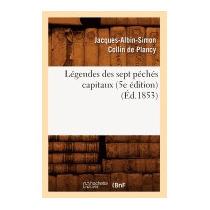 Legendes Des Sept Peches Capitaux (5e, Jacques-albin-simon