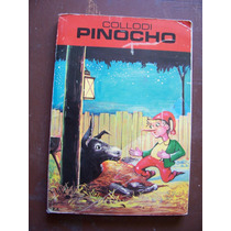 Pinocho-ilust-l.antiguo-1971-aut-carlos Collodi-ed-diana-op4