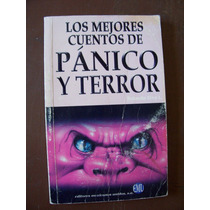Los Mejores Cuentos De Pánico Yterror-ilust-rolando Díez-hm4