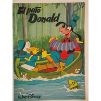 Libro Cuentos - El Pato Donald - Edit Maves