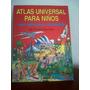 Libro Atlas Universal Para Niños