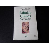 Fábulas Chinas. Antología