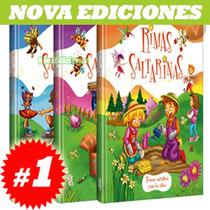 Rimas Saltarinas Poemas Narrativos Para Los Niños 3 Vols