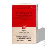 Cuentos, Leopoldo Alas Clarin