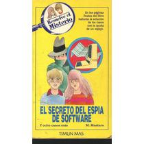 El Secreto Del Espia De Software. M. Masters (vmj)