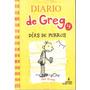 Diario De Greg 4 Días De Perros Jeff Kinney