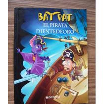Bat Pat-el Pirata Diente De Oro-ilust-color-edit-montena