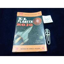 El Planeta Rojo Charles L Fontenay Ciencia Ficcion