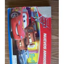 Cars-nuevos Amigos-cartoné-ilust-ed-disney Pixar