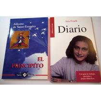 Paquete: El Principito - El Diario De Ana Frank