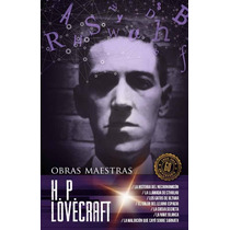 H. P. Lovecraft - Obras Maestras Nuevo, Original Sellado