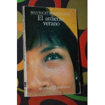 El Ardiente Verano Mauricio Magdaleno Lecturas Mexicanas