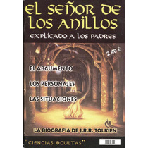 Libro El Señor De Los Anillos Explicado A Los Padres