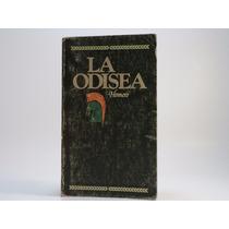 Libro La Odisea - Homero Ed. Bruguera