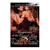 Masquerade Of The Cursed King, Vanessa N Gilfoy