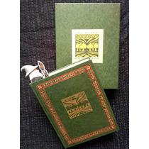 Libro El Hobbit Tolkien Edición De Lujo Señor De Los Anillos
